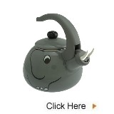 Whistling Teakettle